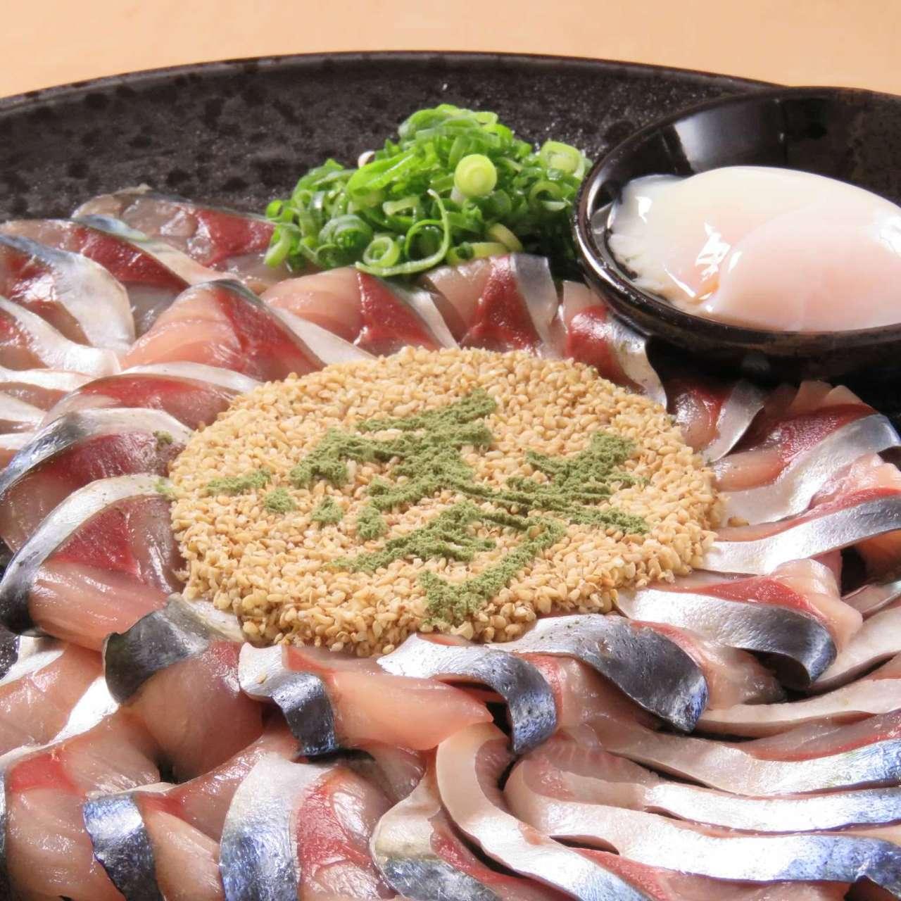 博多で胡麻鯖が味わえる居酒屋【しろ屋 博多筑紫口店】